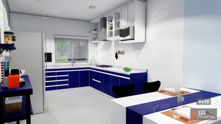 Projeto 658 - Cozinha: undefined