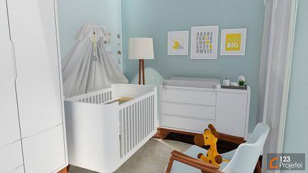 Projeto 659 - Quarto Bebê: undefined