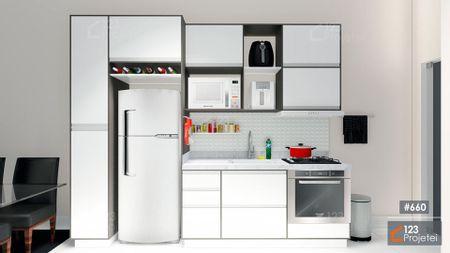 Projeto 660 - Cozinha: undefined