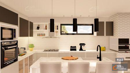 Projeto 663 - Cozinha: undefined