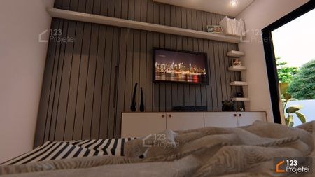 Projeto 664 - Dormitório: undefined