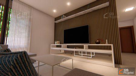 Projeto 664 - Sala de Estar: undefined