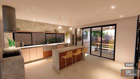 Projeto 668 - Cozinha: undefined