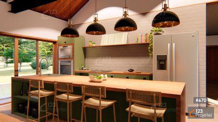 Projeto 670 - Cozinha: undefined