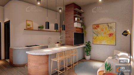 Projeto 671 - Cozinha: undefined