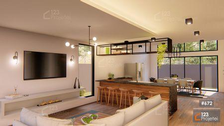Projeto 672 - Ambiente Integrado: undefined