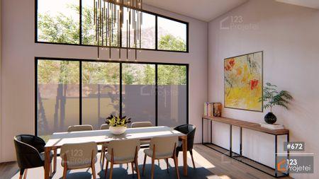 Projeto 672 - Sala de Jantar: undefined