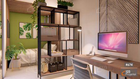 Projeto 674 - Dormitório: undefined