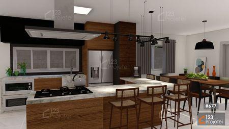 Projeto 677 - Cozinha: undefined