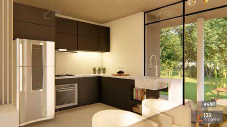 Projeto 680 - Cozinha: undefined