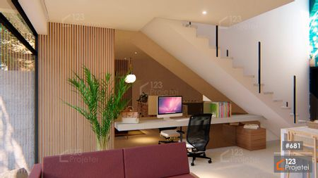 Projeto 681 - Home Office: undefined