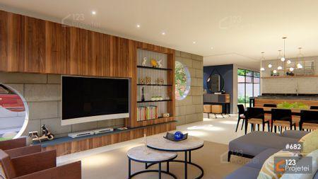 Projeto 682 - Sala de Jantar: undefined